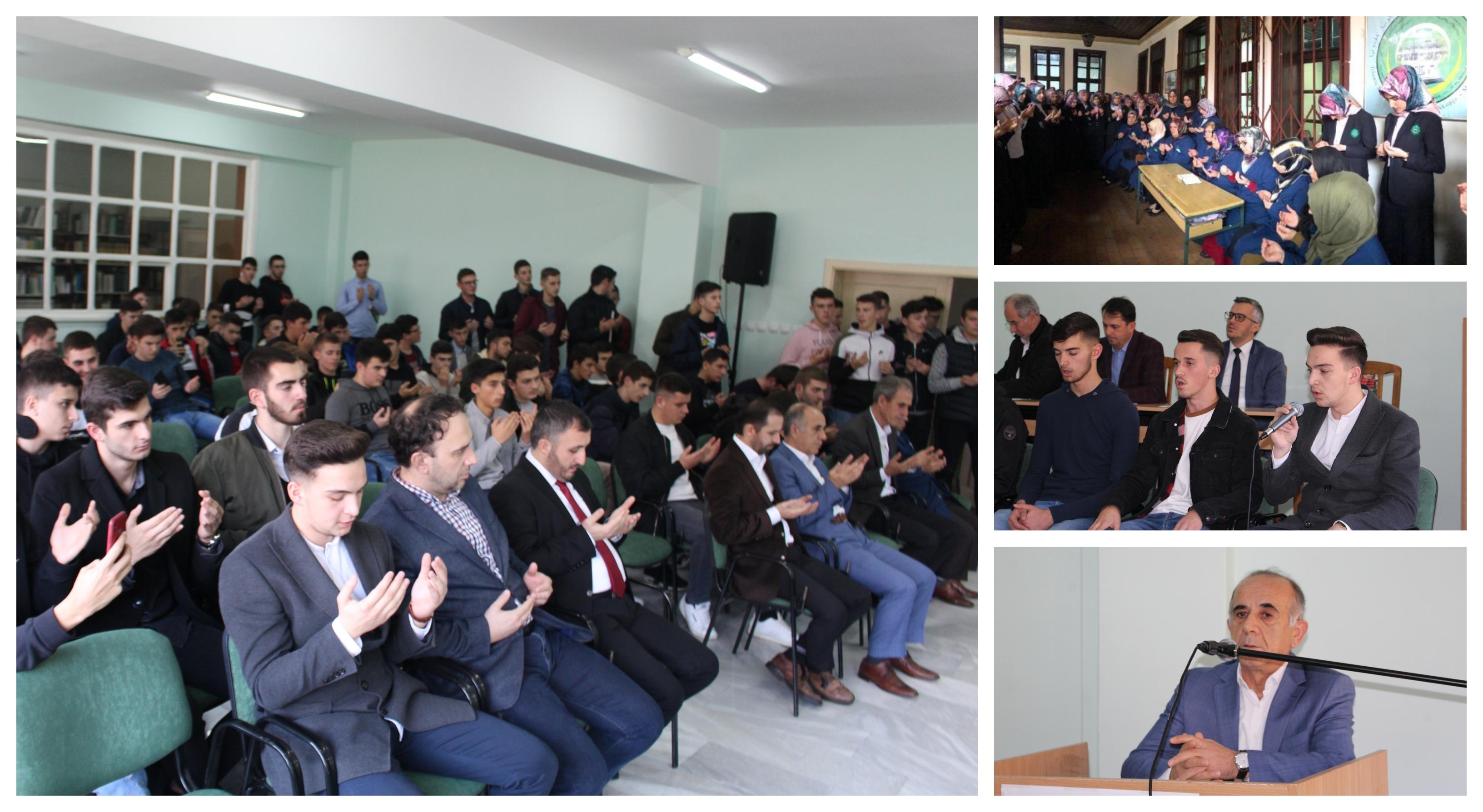 Mevlud dhe Hatme për viktimat nga tërmeti në Shqipëri